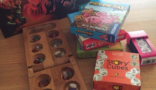 小2男子のお気に入り!アナログゲームを紹介します